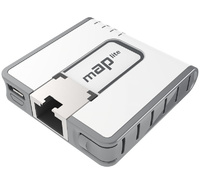 Маршрутизатор MikroTik RBmAPL-2nD mAP lite with 650Mhz CPU, 64MB RAM, 1xLAN, built-in Dual Chain 2.4
